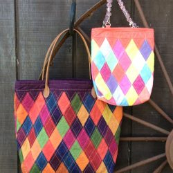 Little Jewel Totes (Pattern LQJ4)