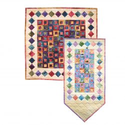 Show Pin Quilt (005)