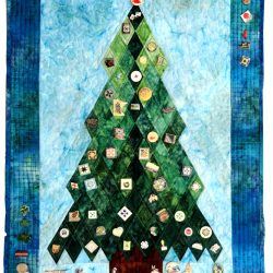 Little Pine Tree Pin Quilt Pattern (Pattern LQJ1)